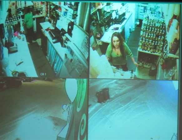 Samantha Koenig, the barista abducted and killed in Anchorage, Alaska.