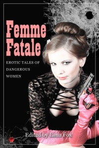 Femme Fatale edited by Lana Fox (cover)
