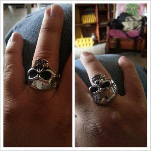 Exhibit A: My new rings