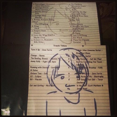 Exhibit A: Chapin City Blues Volumes 1 & 2