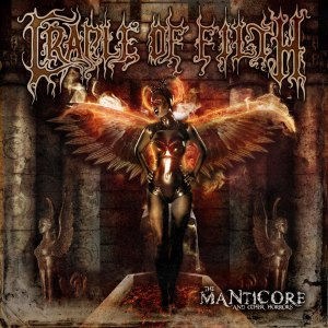 Manticore & Other Horrors by Cradle of Filth is available now at Amazon.